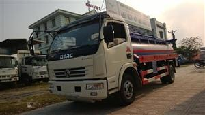 Xe téc chở xăng dầu Dongfeng 6 khối nhập khẩu