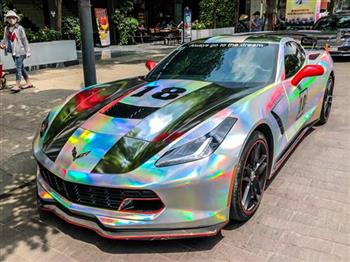 Chevrolet Corvette C7 Stingray độc lạ